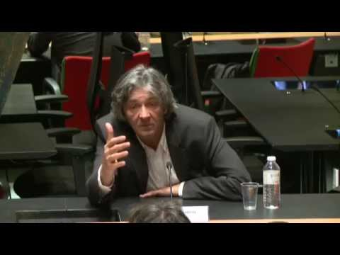 """Le bonheur en construction"" avec Paul Andreu et Rudy Ricciotti"