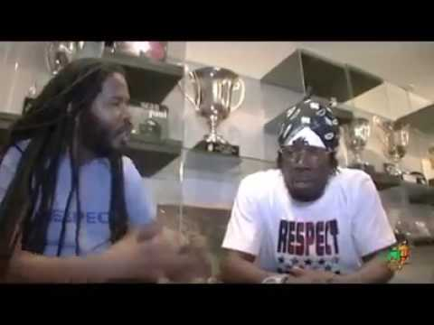 Shabba Ranks Talks About Ninja Man instagram name @spartanhuncho   Full interview below