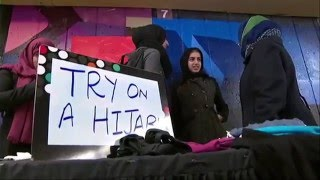 RadioCanada: Canadian Ahmadiyya Muslim Women start #JeSuisHijabi Campaign