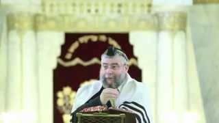 Кого исключать из еврейской общины?! Урок р. П. Гольдшмидта (02.05.14)