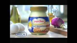Make Your Scrambled Eggs Better With Lady's Choice Real Mayonnaise
