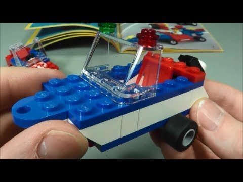 How to Build a LEGO Boat - YouTube