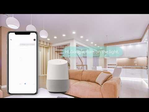 Meross WiFi Smart Dimmer Light Switch-MSS560 - YouTube