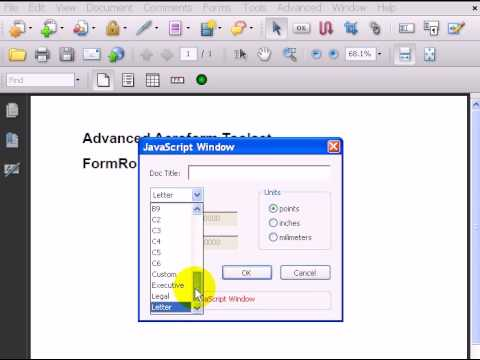 how to add a page to pdf in acrobat