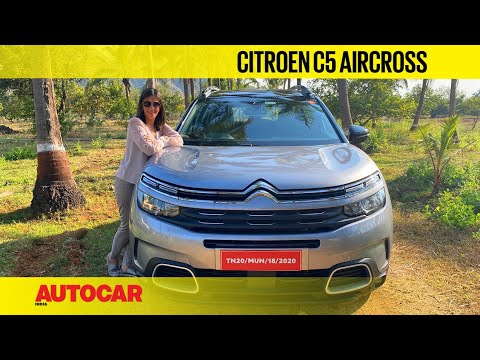 2021 Citroen C5 Aircross review – French revolution? | First Drive | Autocar India