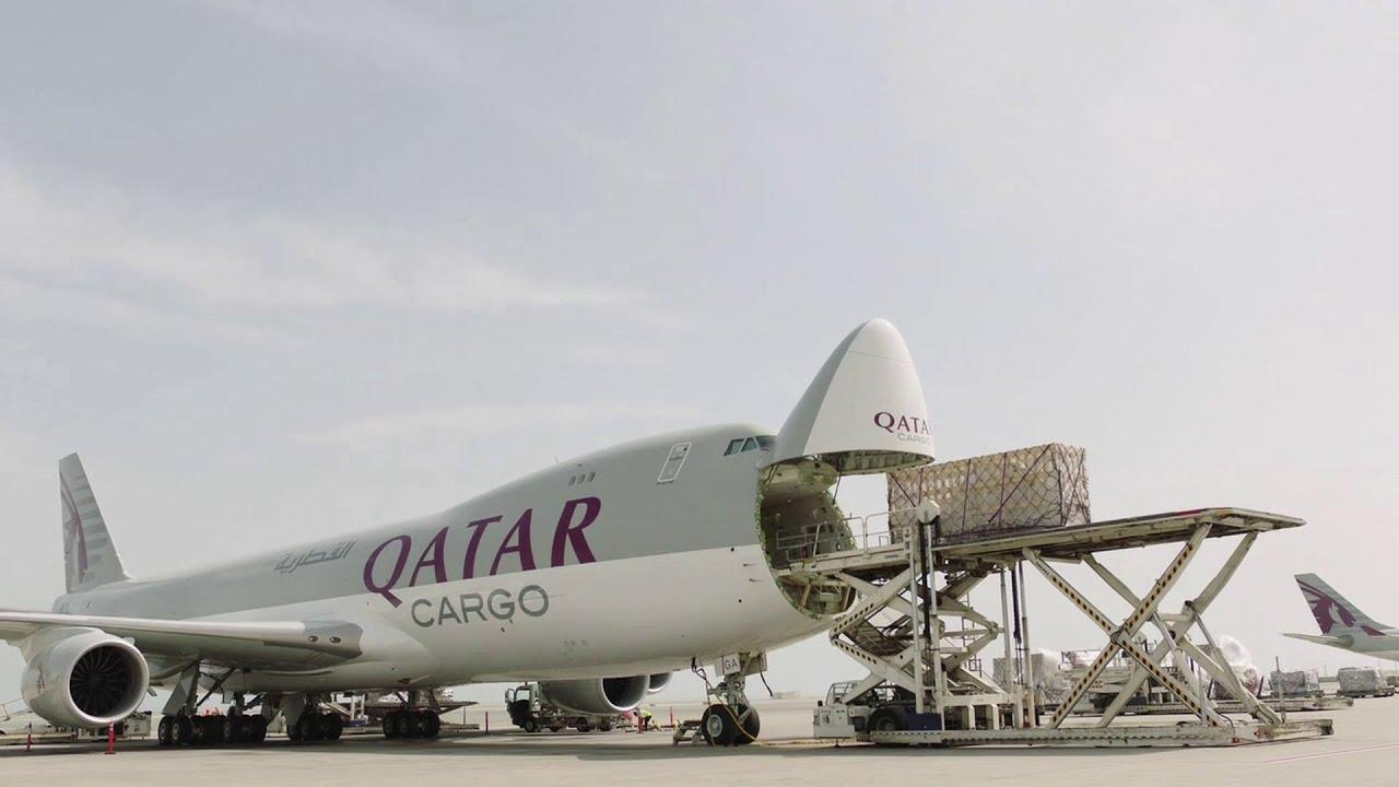 We Qare | Qatar Airways Cargo
