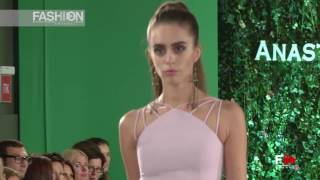 ANASTASIIA IVANOVA Ukrainian Fashion Week SS 2017 by Fashion Channel