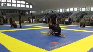 Andresa Correa X Juliana Simoes Brasileiro de Jiu Jitsu Sem Kimono 2015 Final