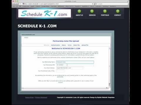 Form F 1065 Florida Partnership Information Return
