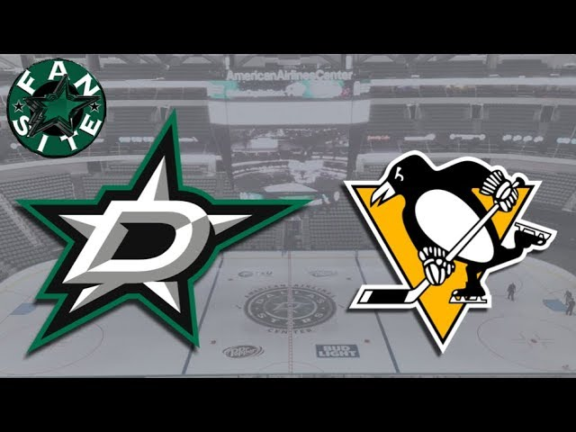 Dallas Stars @ Pittsburgh Penguins | 11 March 2018