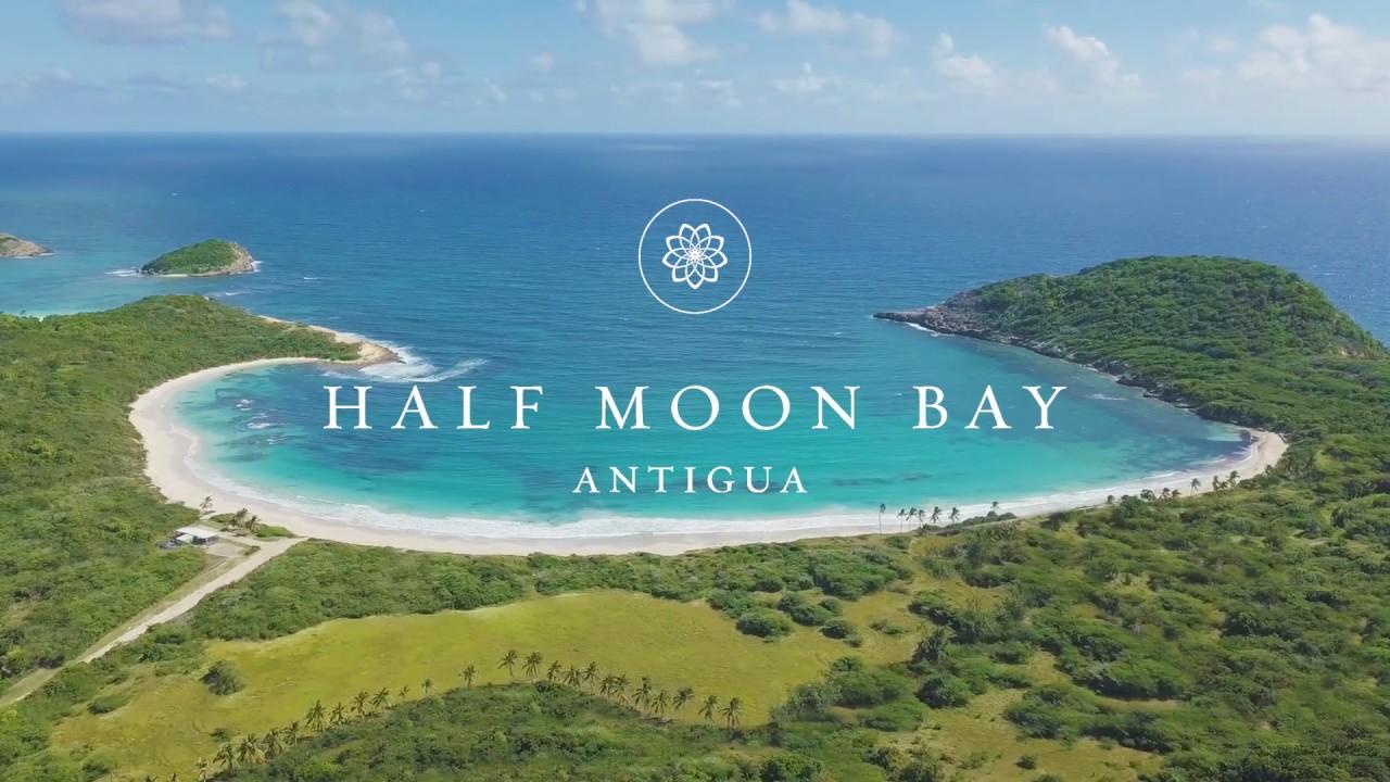 half moon bay antigua map Half Moon Bay Antigua Site Visit Youtube half moon bay antigua map