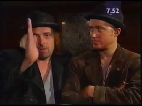 Rik Mayall on jackanory