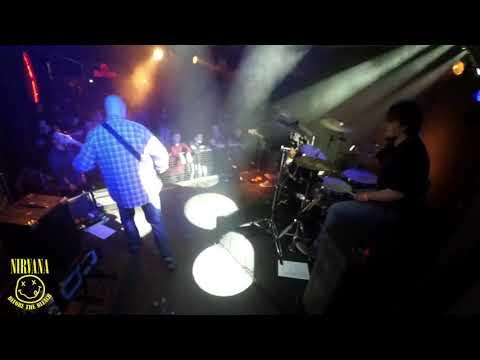 NIRVANA - Serve the Servants cover (Before the Bleach) Live