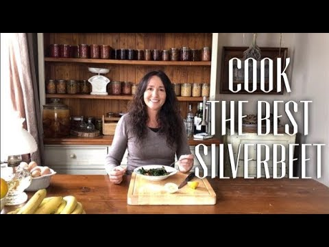 The Best way to Cook Silverbeet, Swiss Chard, Rainbow Chard