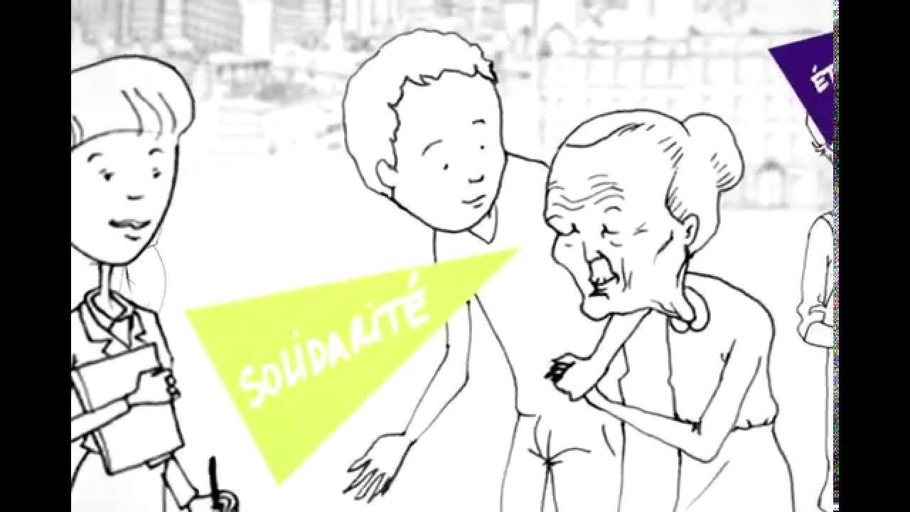 Tu Connais L Economie Sociale Et Solidaire Ess Youtube