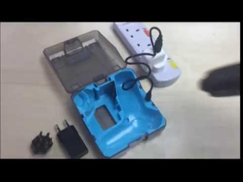 Power8 MiniDriver LI1-3 - Small Renovation work companion