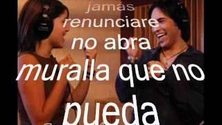 Jaci Velasquez y Pablo Portillo No me rendire