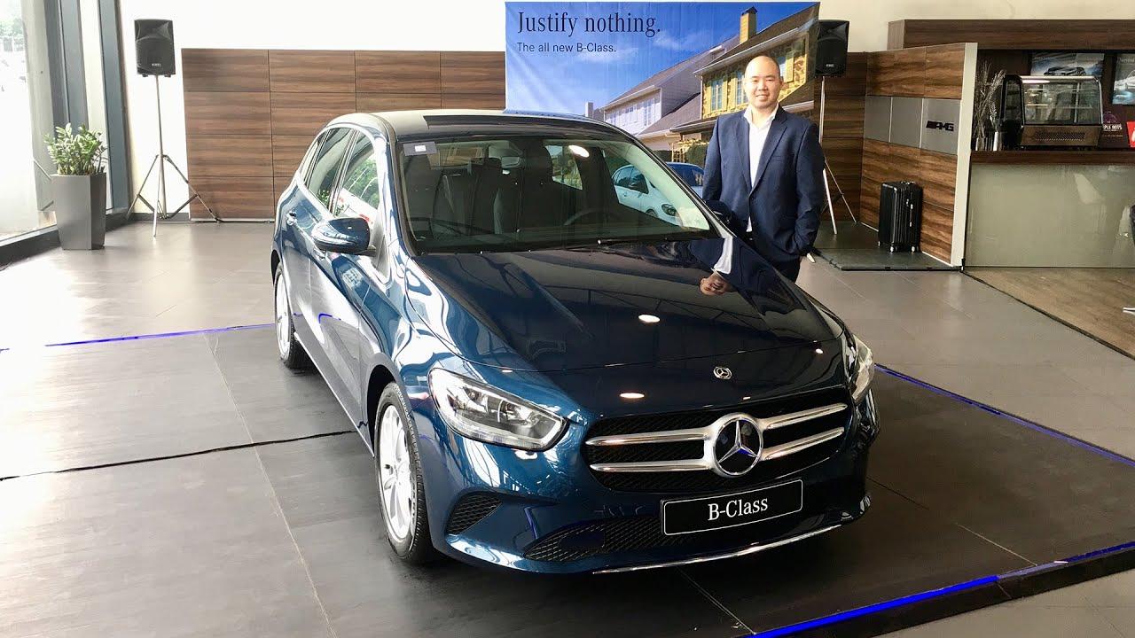 2019 Mercedes-Benz B-Class Launch