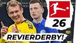 DIE Schalke-Fehler gegen Borussia Dortmund! I Bundesliga 26. Spieltag