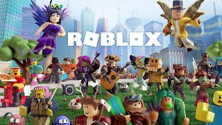 MA 1ERE VIDEO ROBLOX ON THE CHAINE !!!