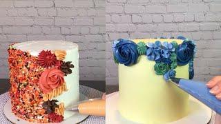 Торты Топ14 эффективных идей сборки и оформление тортов Top14 cake assembling and decorating ideas