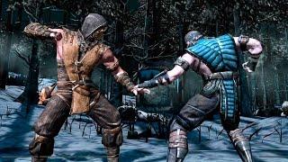 Hodgepodgedude играет Mortal Kombat X #1 [мобильная, iOs]