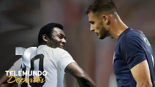 Chaparritos que dejan en ridículo a Miazga | Más Fútbol | Telemundo Deportes