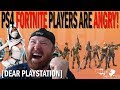 Why didn't anyone warn us NOT to play Fortnite on PS4 [Cross-Play Now]