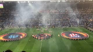Cérémonie d'ouverture Finale Europa League 2018