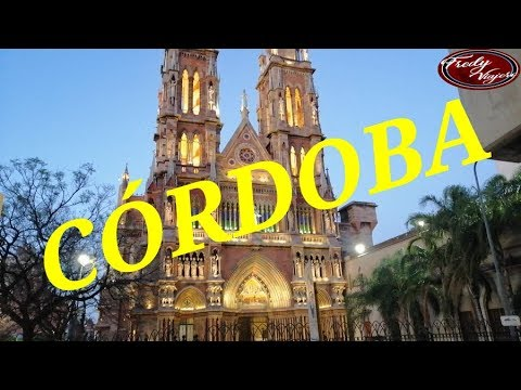 QUE VISITAR Y CONOCER EN CÓRDOBA CAPITAL | ARGENTINA