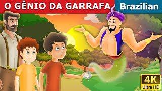 O GÊNIO DA GARRAFA   Contos de Fadas   Brazilian Fairy Tales