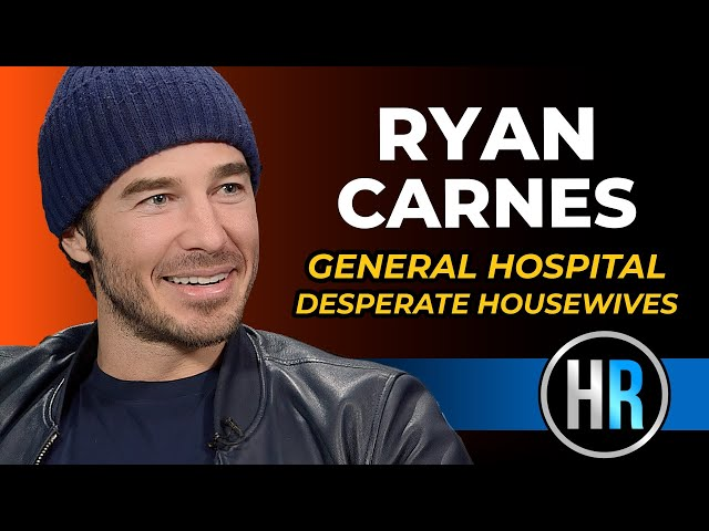 Ryan Carnes of General Hospital and Desperate Housewives | Embracing Unity Interview