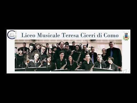 Ensemble di Sax e Percussioni / Liceo Teresa Ciceri di Como