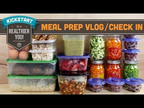 Meal Prep for the Week Mind Over Munch Kickstart Series