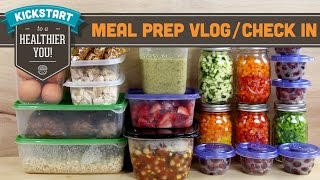 Meal Prep for the Week - Mind Over Munch Kickstart Series