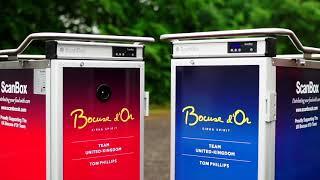ScanBox – Tom Phillips & the UK Team at Bocuse d'Or 2018