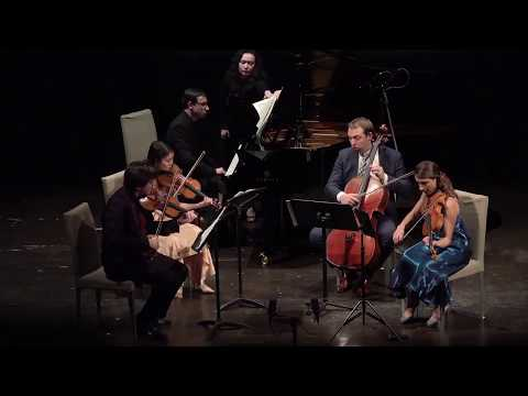 Sergei Taneyev Piano Quintet in G minor, Op. 30 (excerpt)