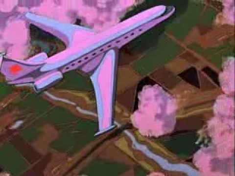 Голубой метеорит мультфильм смотреть