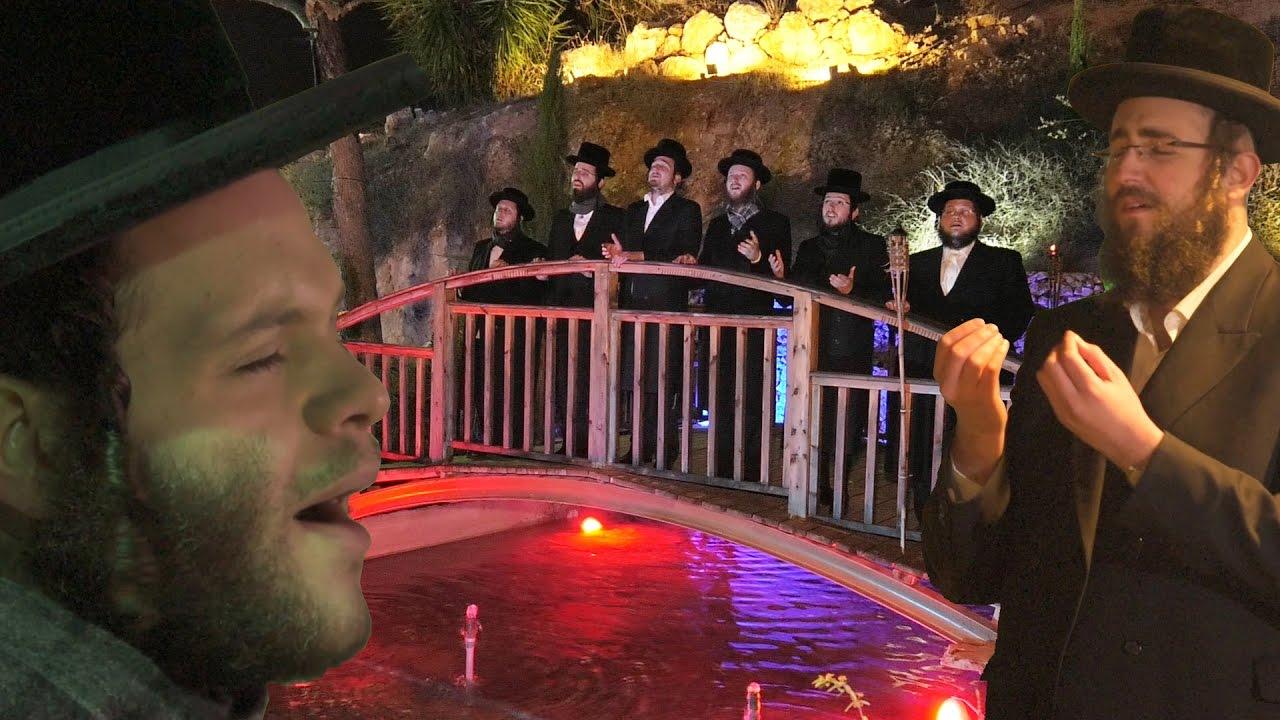 מקהלת מלכות & זאנוויל ויינברגר - ניגון ר' בן ציון שנקר | Zanvil Weinberger & Malchus Choir