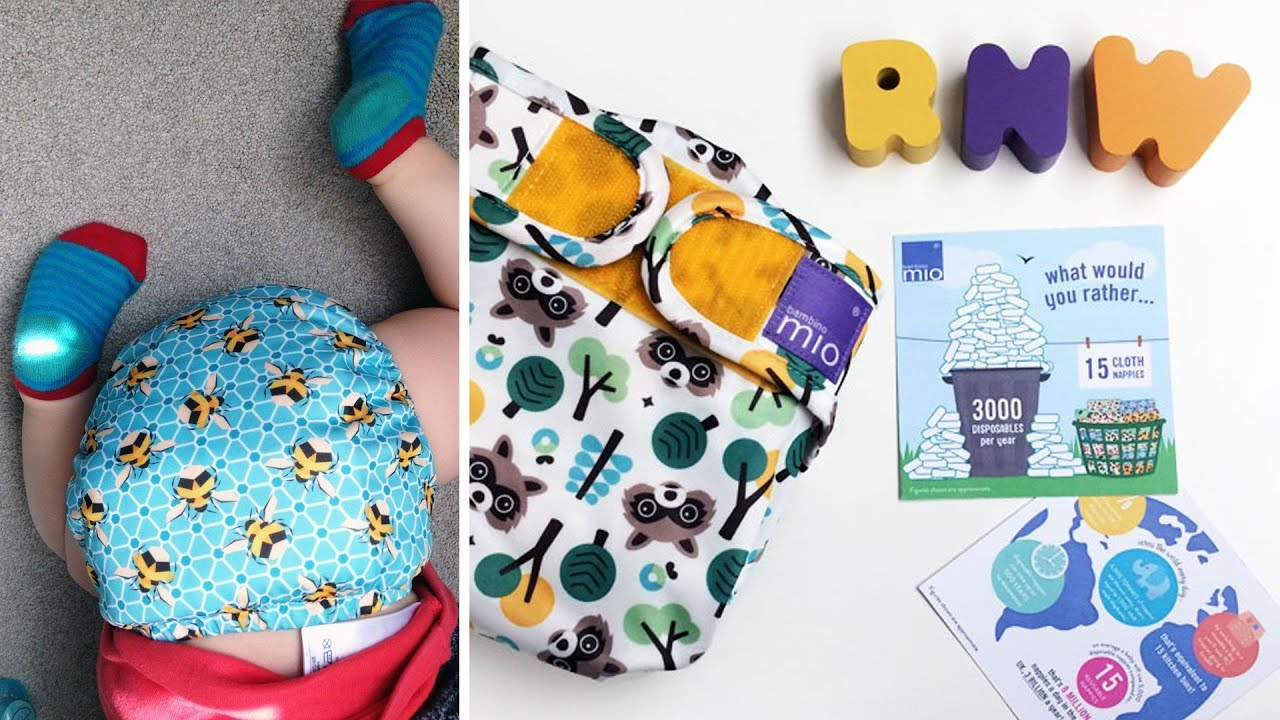 The bambino mio miosolo all-in-one nappy as easy to use as a disposable, this miosolo all-in-one nappy is super soft & will grow with your baby right up to.