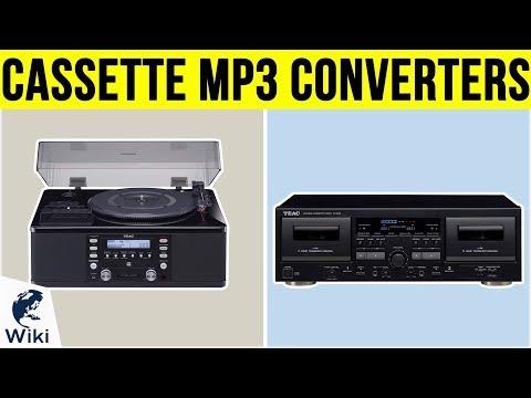 8 Best Cassette MP3 Converters 2019