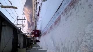 2014/12/26 寝台特急北斗星上野発札幌行き担当 ED79電気機関車回送