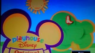 Mickey Mouse Clubhouse - Pluto's Playmate End Credits (Disney Channel/Playhouse Disney/DXD airings)