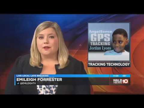WTOC TV News Georgia: Tracking technology helps kids with autism