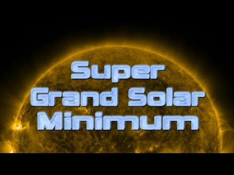 Super Grand Solar Minimum: The Coming Little Ice Age and The Media Isn't Covering It
