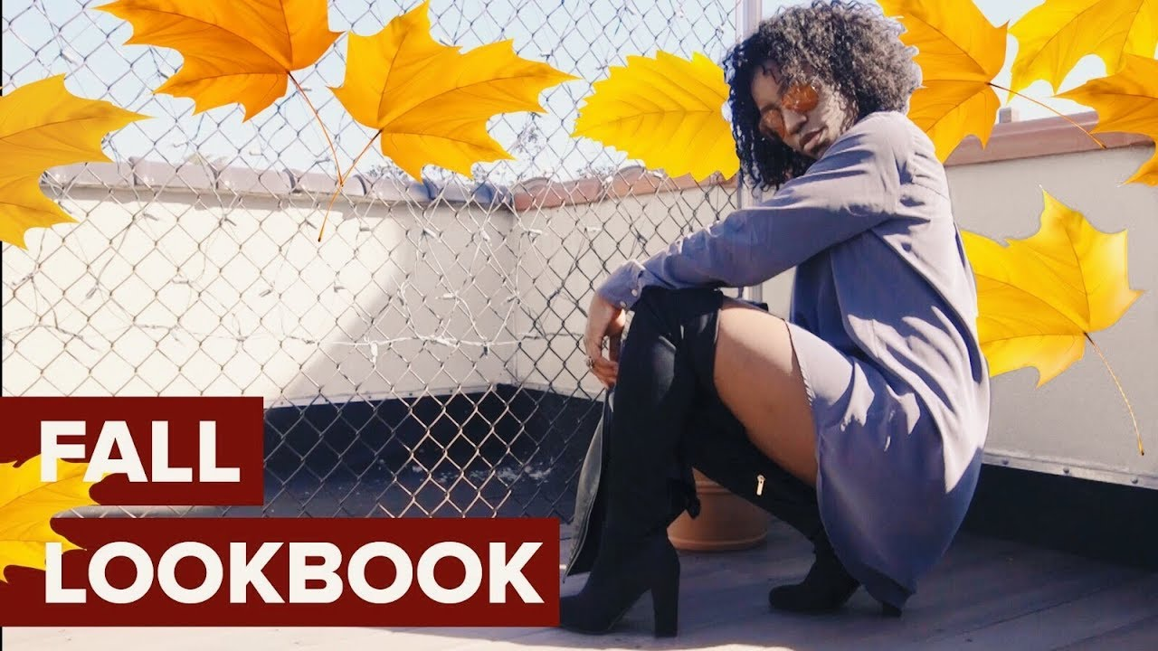 """[VIDEO] - Cardi B inspired """"A heaux never gets cold"""" » Fall/Winter Lookbook 7"""