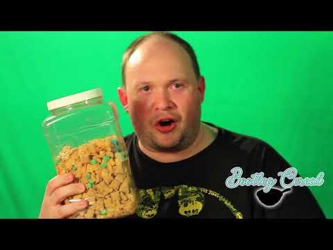 HONEST TRAILERS EATS BOOTLEG CEREAL | EPIC VOICE GUY JON BAILEY | OPTIMUS PRIME | CHRISTOPHER WALKIN