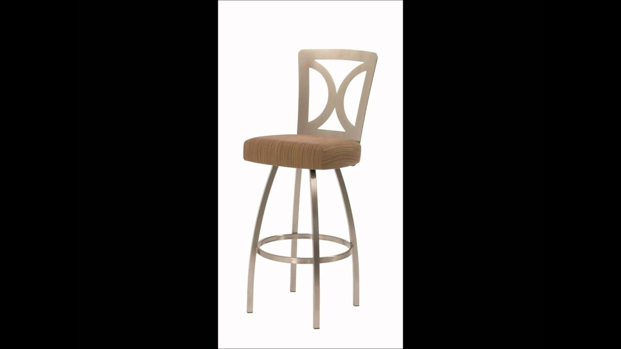 Trica Bar Stools Furniture Youtube