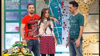 Theo Rose  Interviu Antena 1 -  Neatza cu Razvan si Dani