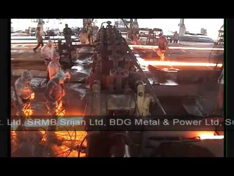 Hot Rolling Mill Machinery